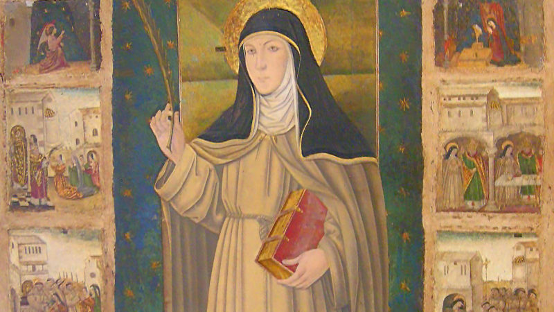 St Clare of Assisi : Full of Faith - Secular Franciscans