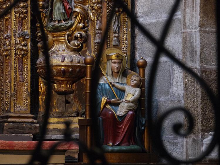 Our Lady of Walsingham at Santiago de Compostela, Spain